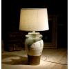 福丽特厂家批发美式清新花釉台灯 陶瓷灯 装饰照明灯具