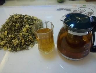 祖传秘方16味降压保健茶(降三高)